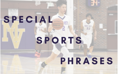 5 student-athletes share the meanings behind unique sports phrases. Photo by Hannah Lee
