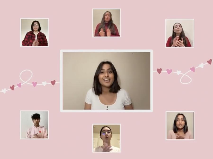 Singing Valentines: Quarantine Edition
