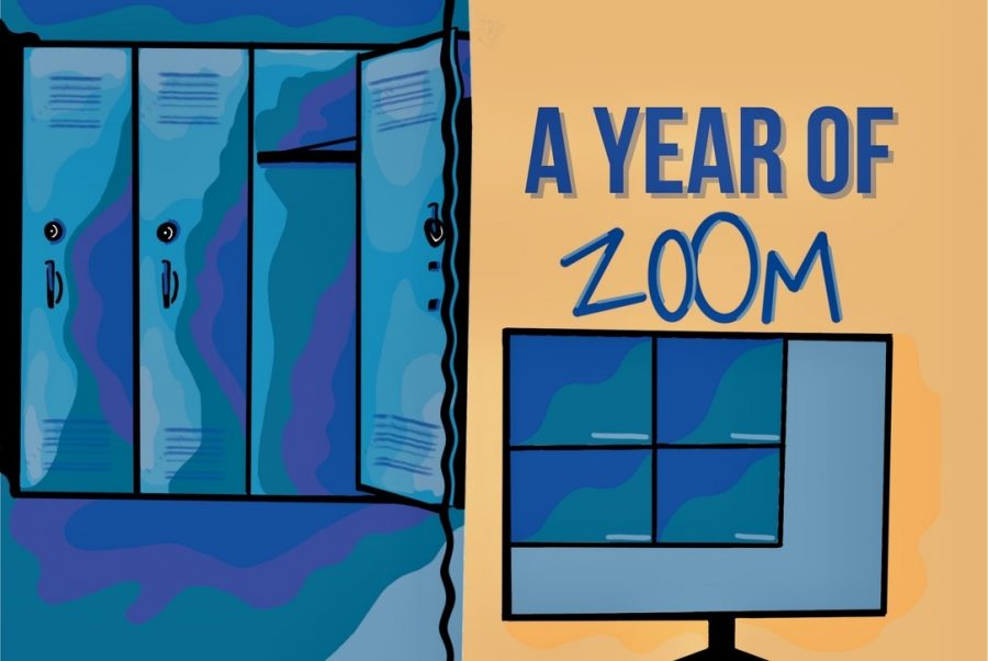 A year of Zoom