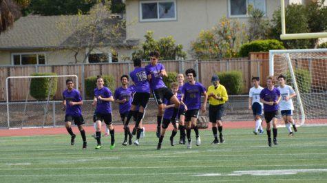 Boys Soccer: MVHS defeats Lynbrook High School 3-0