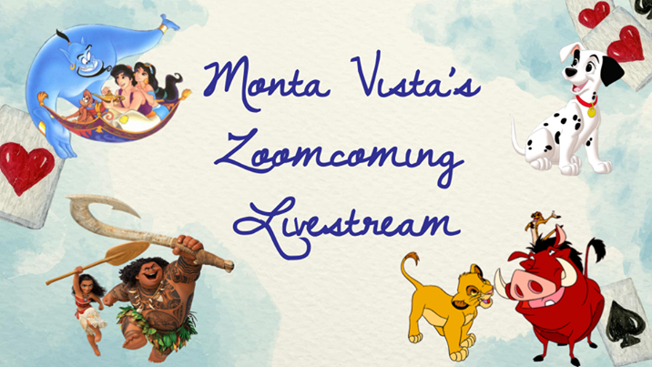 Thumbnail of the Zoomcoming livestream