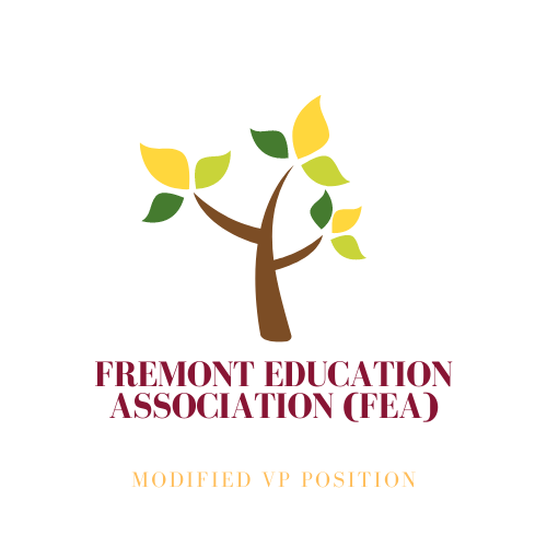 The Fremont Education Association modifies the vice president position