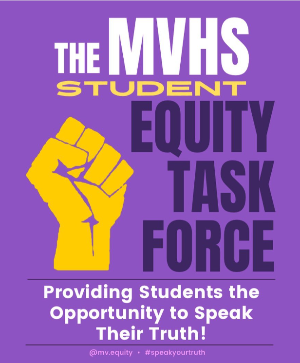 MVHS' Student Equity Task Force logo.