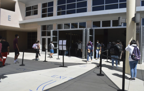 The logistics behind hybrid-learning in FUHSD