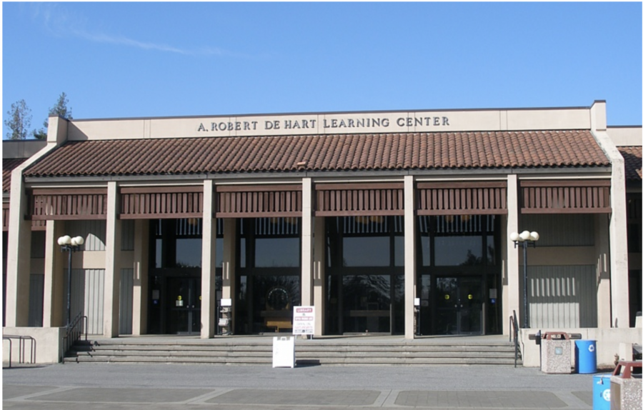 Robert D. Hart Learning Center at De Anza College in Cupertino, CA