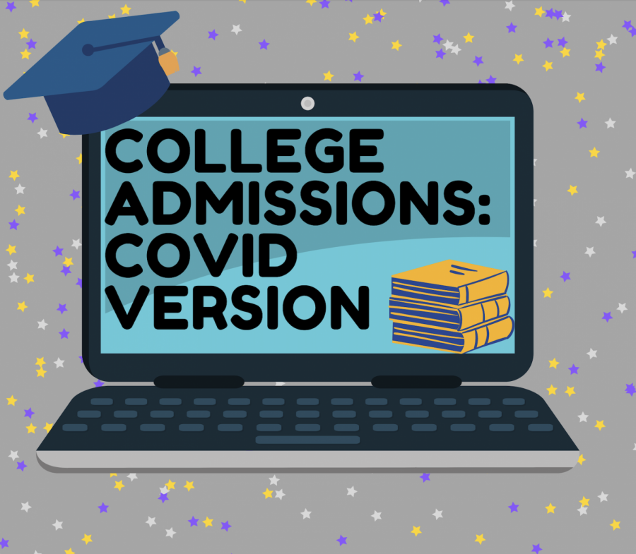 How the the pandemic and online school has changed college admissions