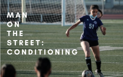 Student athletes share their opinions on conditioning.