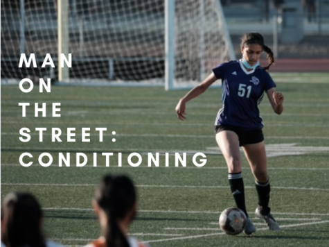 Man on the street: What do MVHS athletes first think when they hear 'conditioning?'