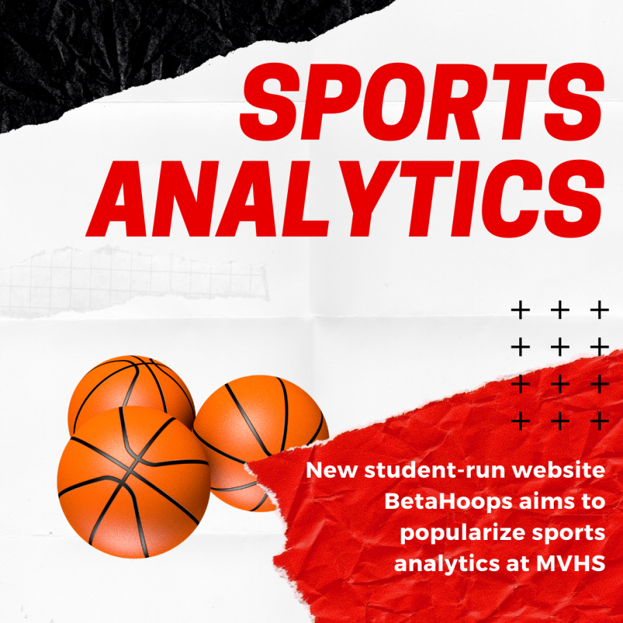 New student-run website BetaHoops aims to popularize sports analytics at MVHS