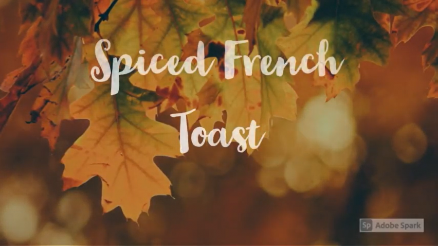 Fall-themed+introduction+to+the+recipe+video