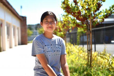 Photo of Michelle Zheng