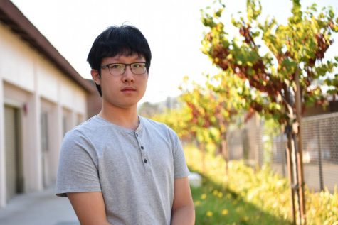 Photo of Minjae Kang