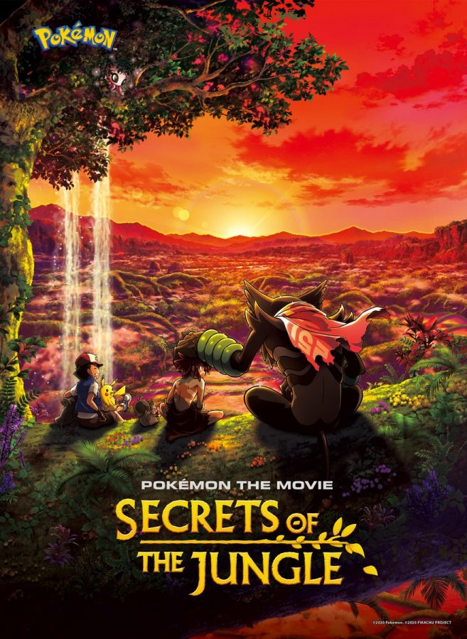 Pokémon the Movie: Secrets of the Jungle is set in the Forest of Okoya, putting Koko, a human raised by Pokémon in the spotlight. Photo courtesy of the Pokémon Company
